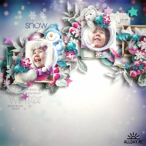 Scrap - Winter Joy