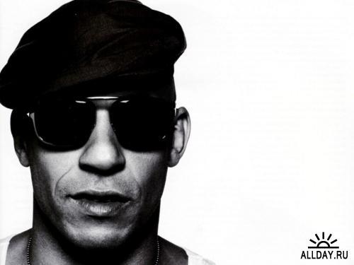 Вин Дизель - Vin Diesel - Коллекция Фотографий