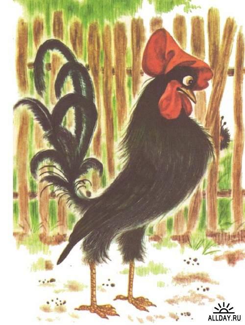 Румынский иллюстратор Ileana Seausu-Pandele (Елена Чаушу-Пэнделе)