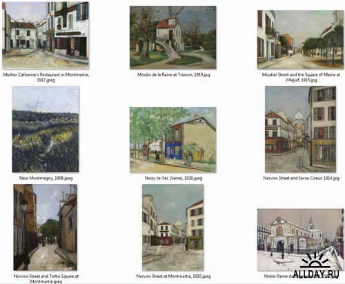 The Art of Maurice Utrillo