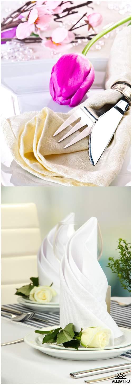 Table floral arrangement in restaurant - Stock photo