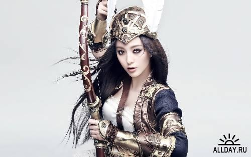 Соблазнительные азиатские девушки
