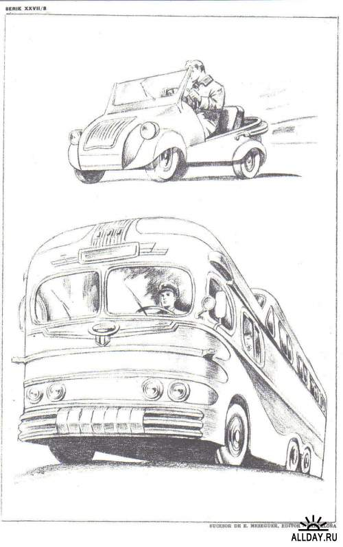 Laminas por Emilio Freixas. 27 выпусков