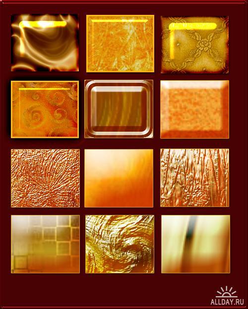 Золотые стили