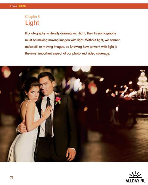 Photo Fusion: A Wedding Photographers Guide to Mixing Digital Photography and Video