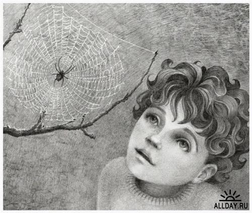 Иллюстрации Кэти Хэйр