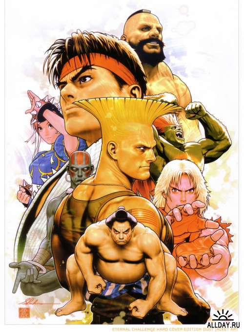 Art of CAPCOM (АртБук)