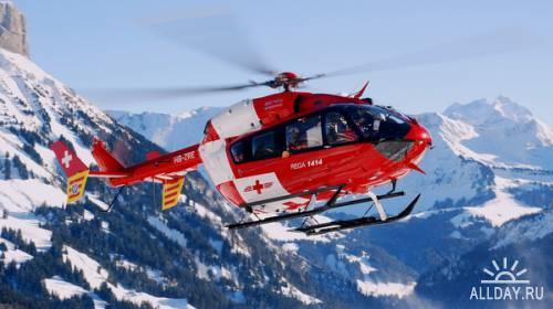 Самолёты и вертолёты [310 шт.] JPEG