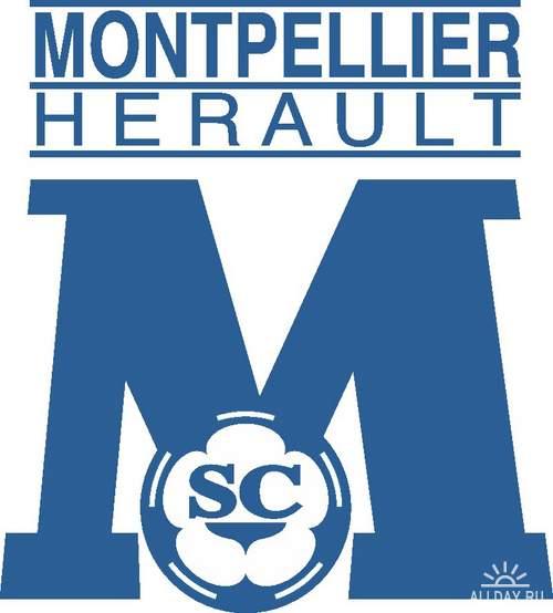 Логотипы и эмблемы футбольных команд Франции (вектор)