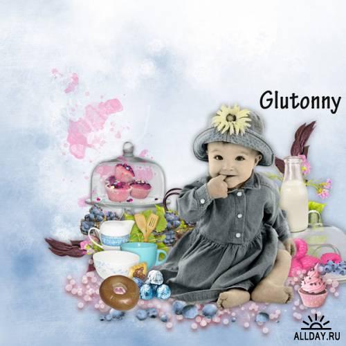Scrap kit Gluttony