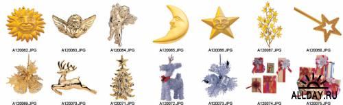 Imagemore - IM-MR120 Christmas Ornaments
