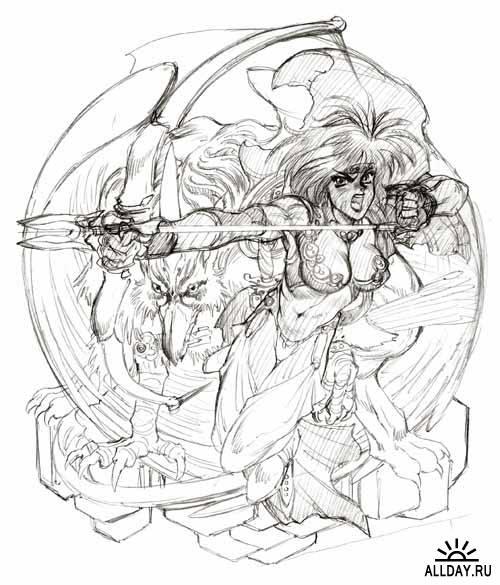 Intron Depot 2 : Blades ( ArtBook )