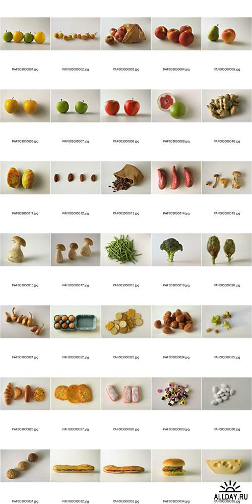 Photoalto - PA-003 Gastronomy