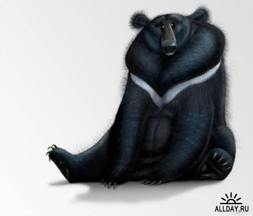 Иллюстратор Thedoberman