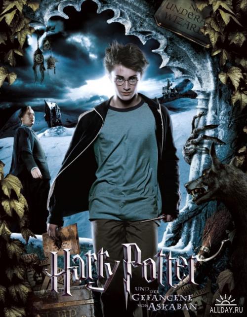 Harry Potter \ Гарри Поттер