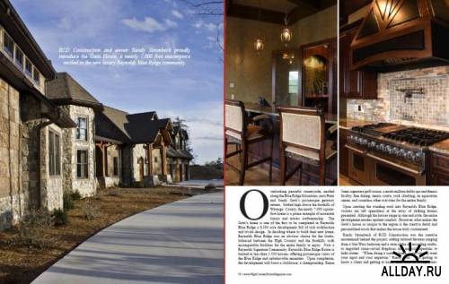 High Country Home - Winter 2010