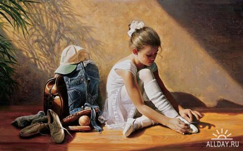Artworks by Greg Olsen