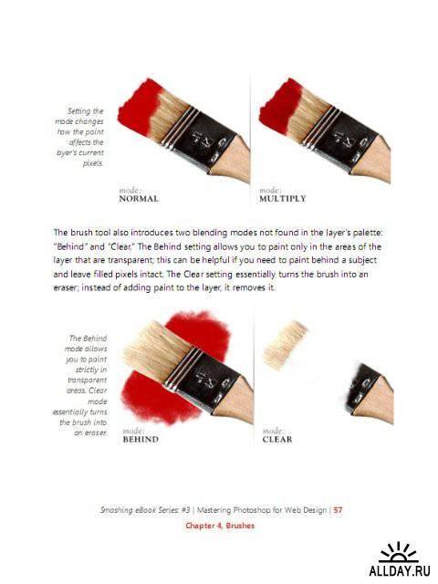 Smashing eBook : Mastering Photoshop for Web Design, Volume 1-2