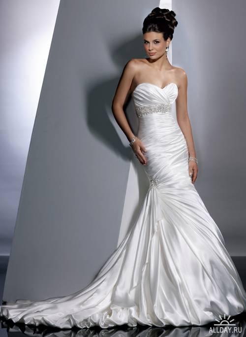 Свадебные платья цены