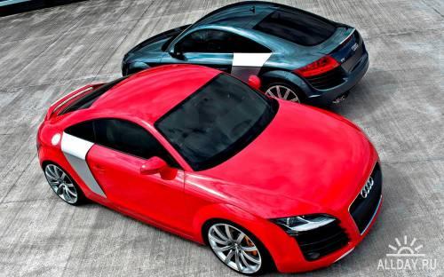 55 Beautiful Cars HD Wallpapers (Set 94)
