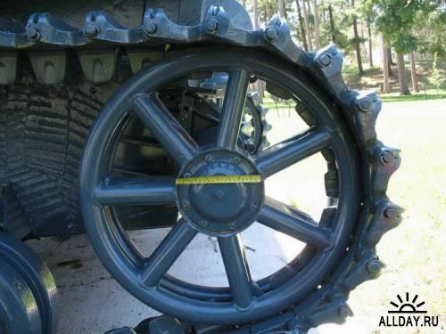 Немецкая ЗСУ Flakpanzerkampfwagen IV (2 cm Flak 38-Vierling)