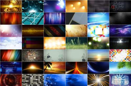 Digital Juice - Animated Canvases Collection 06: Opening Acts (Files)