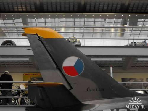 Чешский учебно-тренировочный самолет Aero L-39 Albatross