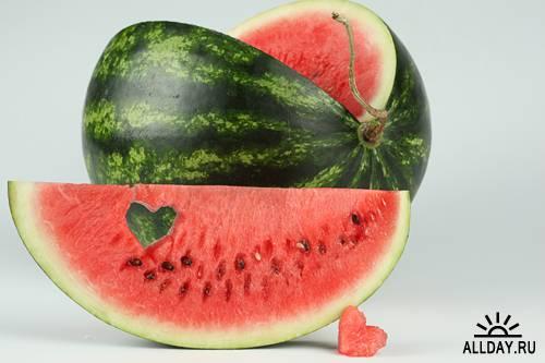 Stock Photos - Watermelon/Арбуз