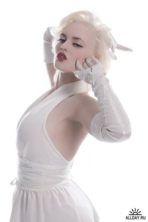 В стиле Marilyn Monroe