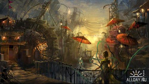 Творчество Henryca Chow