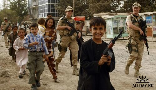 Афганистан сегодня ... (34 фото)