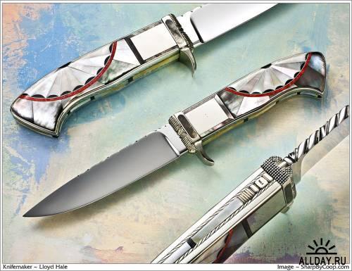 Коллекция холодного оружия.Часть15