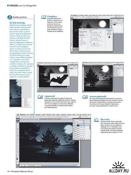 Fotografia Digitale Facile №10 ( Novembre 2011)