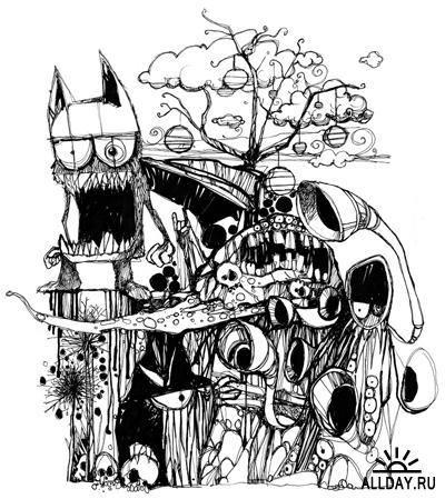 Art by Craww (England)