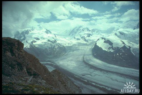 Клипарт - Landscape of the World
