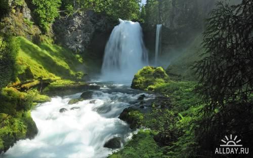 Уголки живописной природы (часть 15)
