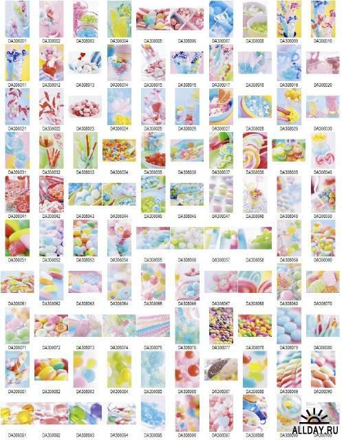 Stock Photos - Pop & Sweets