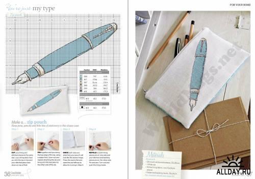 Cross Stitcher - January 2012 (HQ PDF)