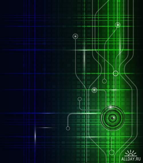 Технофоны в векторе 2