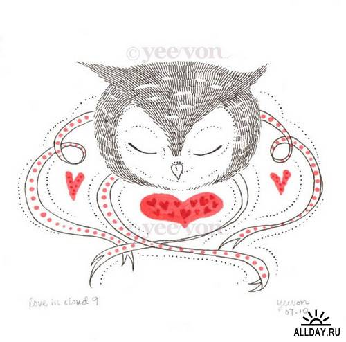 Иллюстратор Whimsy Whimsical (yeevon)