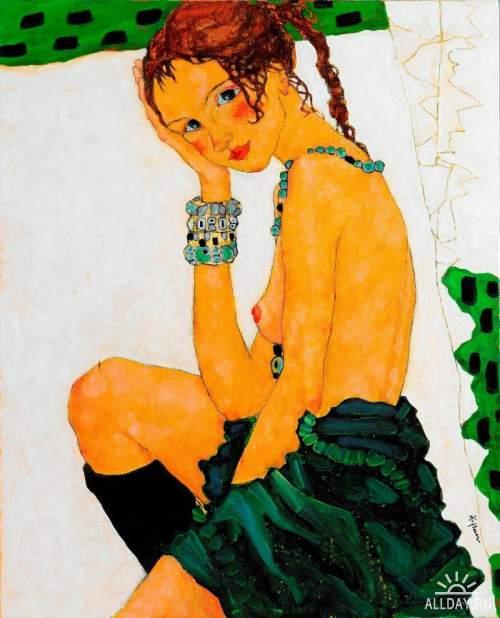 Талантливая китайская художница. Xi Pan
