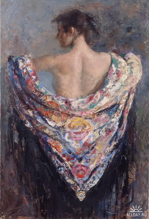 Фигуративная живопись Хоана Марти (Joan Marti)