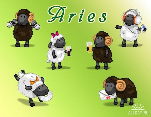 Иконки - Aries_XP