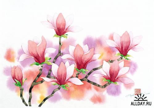 Художник из Японии Есиюки Ибараки