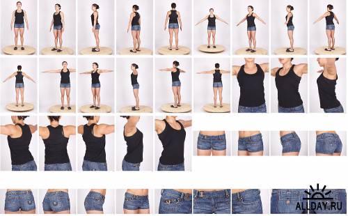 3d Modeling Image References. part 126
