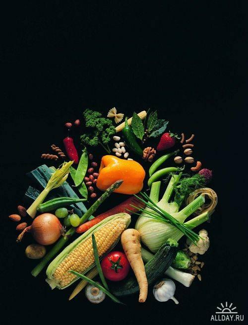 Клипарт - Essential Food
