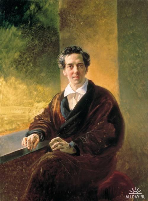 Сборка картин Русских художников 18-20 века.