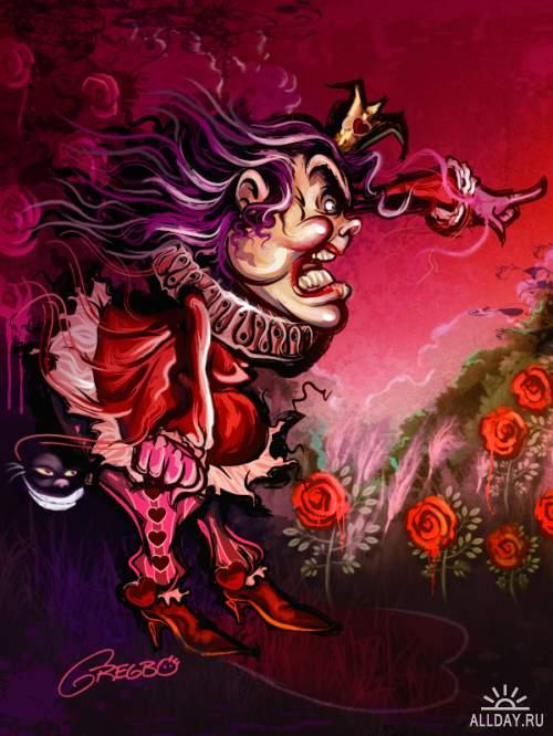Artworks by Digital Artists (12.04.2013) JPEG, PNG