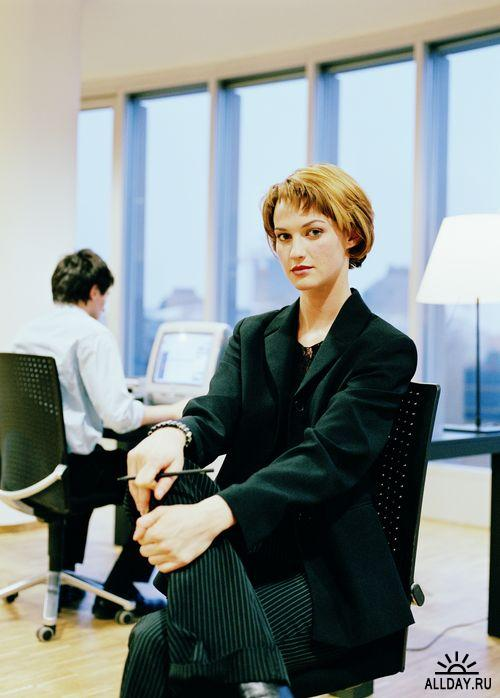 Клипарт - Powerful Business Women