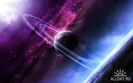 Коллекция обоев на тему Космос №10